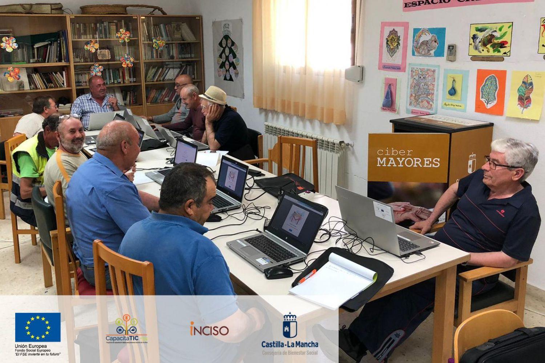 Curso de Informática en Mota del Cuervo (Cuenca).
